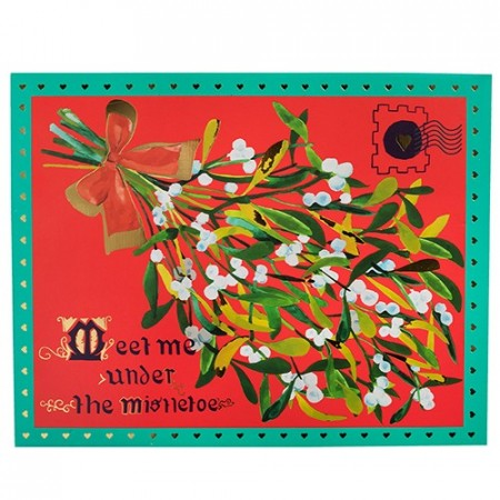 Meet Me Under The Mistletoe (gave)