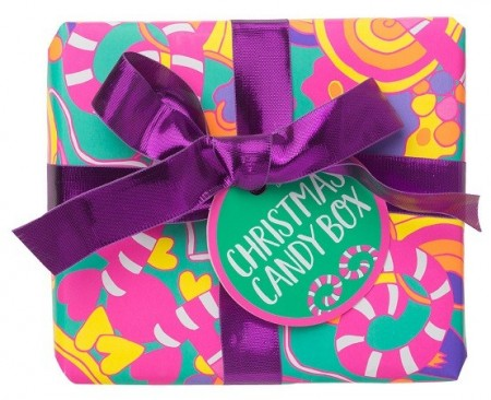Christmas Candy Box (gave)