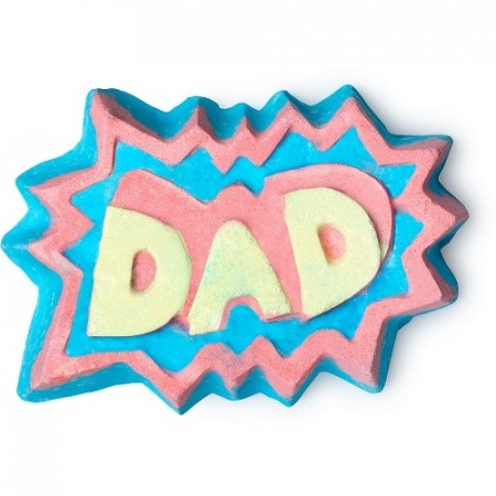 Superdad (badebombe) - limited edition