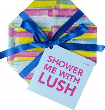 Shower Me With Lush (gave)