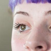 Eyeliner og maskara